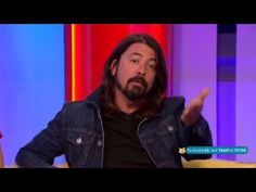 Dave Grohl Foo Fighters BBC The One Show 2014 - YouTube