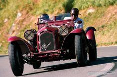 Heute zeigen wir euch als Teil vom #AlfaAugust den 8C Monza von 1934. Er hatte Alfas ersten Achtzylindermotor als Herz.   © Michael Alschner  #zwischengas #oldtimer #youngtimer #classiccar #classiccars #auto #car #cars #alfaromeo #alfaaugust #AlfaAugust