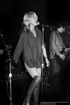 Debbie Harry 1978.