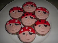 Cupcakes pirates