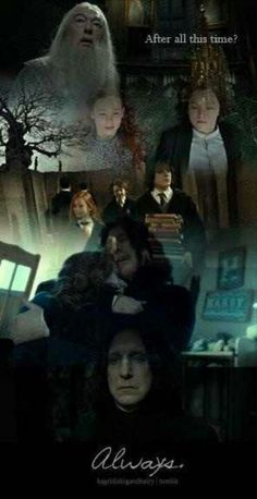 Saddest moment out of all seven Harry potter movies...