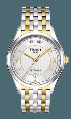 T038.430.22.037.00 Official Tissot Website - Collections - T-Classic - TISSOT T-ONE AUTOMATIC