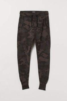 45ad11d50f1e European American Fashion Streetwear Mens Jeans Jogger Pants Youth ...