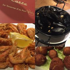#Menorca #Gastronomía #SaTabernaDesPort