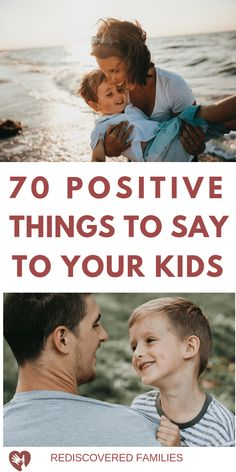Best Positive Words For Kids: 70 Affirming Things To Say Right Now - The right words can have a powerful impact on our children. Check out our list of 70 positive words - Co Parenting Classes, Parenting Toddlers, Parenting Styles, Good Parenting, Single Parenting, Parenting Quotes, Parenting Hacks, Parenting Plan, Mindful Parenting