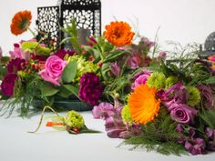 EXOTIC WEDDING SAMPLER | Easily Arranged Floral Design/easilyarranged.biz/earranged@gmail.com