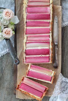 Rhubarb pink | Gaston Le Gourmet