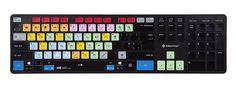 Ableton Live Wireless Keyboard - Slimline PC/Mac