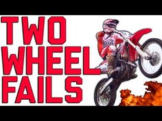 Interesting videos: Two-Wheel Motorcycle & Cycling Fails