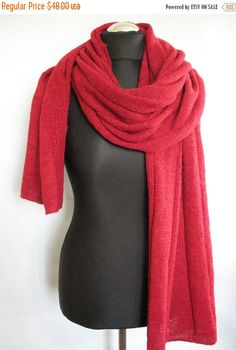 Red Is For Christmas! by Meredith on Etsy