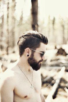 Hair. Style. Men.