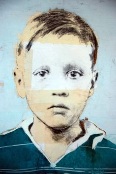 More than just wine: Portraits of famous people as children: the work of Louis Boudreault