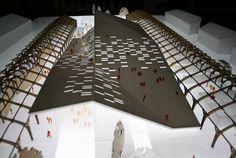 Centro Cultural – Aarhus – Dinamarca – 3XN | concursosdeprojeto.org