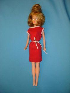 American Character Tressy Doll original dress VINTAGE Barbie clone sized in | eBay