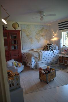 Big Boys' Bedroom - eclectic - kids - seattle - by Splendid Willow