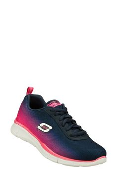 SKECHERS  Perfect Pair  Walking Shoe (Women) available at  Nordstrom Tenis 03448bee5b