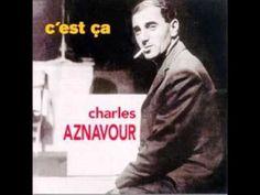 """""""Venecia sin ti""""(""""Que c'est triste Venise"""") Charles Aznavour"""