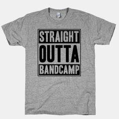Straight Outta Band Camp #bandcamp #band #marchingband #straightoutta #compton