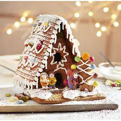 Gingerbread House Kit Set /Cake   eBay UK    eBay.co.uk