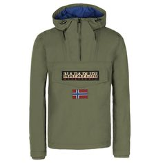 [DISCUSSION] Just bought this Napapijri Jacket; what would y'all wear to it? http://ift.tt/2xbkajL