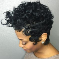 Pixie Cut Source Curly Pixie Haircut Source Thick Pixie Haircut Source Chic Pixie Hairstyle Source Pixie Hairstyle with Bangs Source Cute Pixie Hairstyle Source Layered Pixie Haircut Source Blonde Pixie Cut Black… Continue Reading → Short Curly Pixie, Curly Pixie Hairstyles, Black Women Hairstyles, Trendy Hairstyles, Short Hair Cuts, Girl Hairstyles, Curly Hair Styles, Natural Hair Styles, African Hairstyles
