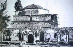 Old Archaeological Museum of Preveza town, Epirus region, Greece Taj Mahal, Greece, Museum, Memories, Building, Travel, Image, Greece Country, Memoirs