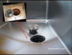 28 best seamless drain images kitchen bath undermount kitchen rh pinterest com