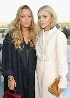 WHO: Mary-Kate and Ashley Olsen    WHERE: Elizabeth and James flagship store opening, Los Angeles   WHEN: July 26, 2016