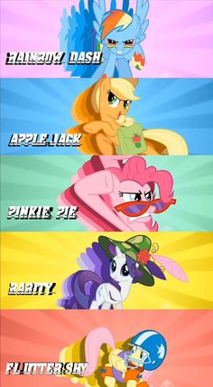My Little Pony as the P-Team My Little Pony Games, My Little Pony Party, Fluttershy, Mlp, Rarity And Spike, Funny Pics, Funny Pictures, Equestrian Girls, My Little Pony Friendship