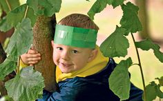 A newspaper article about the benefits of Forest schools education for children. The article as well talks about the benefits of this method for children with special needs.