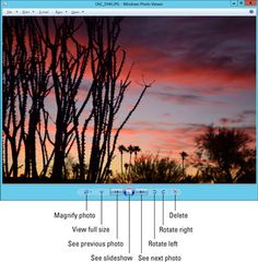 in Windows 8 - how to set Windows Photo Viewer as Default (rather than Photos App)