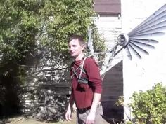 These are a pair of aluminum wings I built out of aluminum tube stock, aluminum sheet and some bicycle components. Steampunk Wings, Never Grow Up, Bicycle Components, Fantasy Costumes, Story Inspiration, Steam Punk, Bodysuits, Costume Ideas, Awesome
