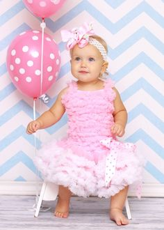 Pink Baby Boutique - Lollipop Moon Cotton Candy Pink