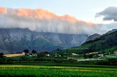 Franschoek Village Western Cape wine country