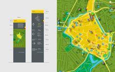 Leit- und Orientierungssystem Stadt Oldenburg — Stockwerk2
