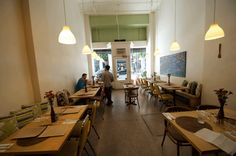 LA Fashion District: Brazilian Dining at Wood Spoon - 107 W. 9th St. Los Angeles, CA