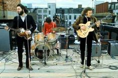 Today in music history: January 30, 1969 - The Beatles played their final live performance on the rooftop of Apple Studios.