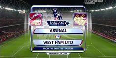 Arsenal vs West Ham United Live Football, Match Tickets,Barclays Premier League