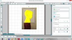 Silhouette America Blog | Child Silhouette Tutorial