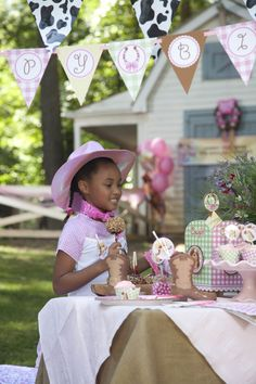 Pink Cowgirl Party Packs #Party #BirthdayExpress