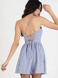 Shop Monochrome Stripe Bikini Top And Pink High Waist Bottom from choies.com .Free shipping Worldwide.$16.9