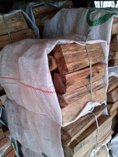 saco de lenha
