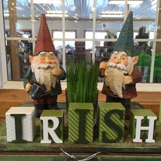 Now that Valentine's Day is over we're celebrating the luck of the Irish!! #stpatricksday #irish #PenfieldNY