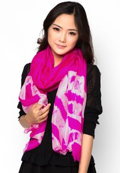 Silk scarf of Glink. More at www.lifestyle-vietnam.com