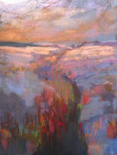 Pastel Workshop: With Red- Casey Klahn