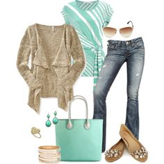Winter by the Beach, created by fun-to-wear on Polyvore