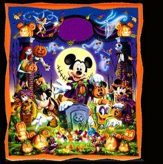 Veel Disney halloween !!