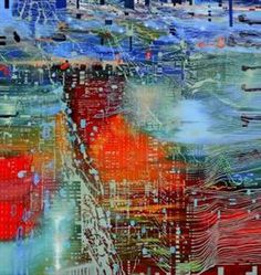 dlx for business Abstract Expressionism, Abstract Art, Abstract Paintings, Art Programs, Contemporary Artwork, Painted Paper, Visual Communication, Urban Landscape, Art Therapy