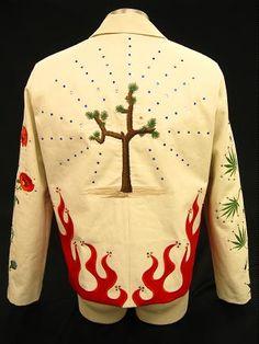 -Gram Parsons Nudie Suit