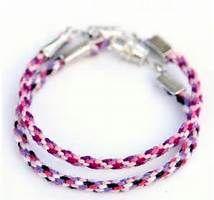 Super Easy Kumihimo Bracelets | FaveCrafts.com